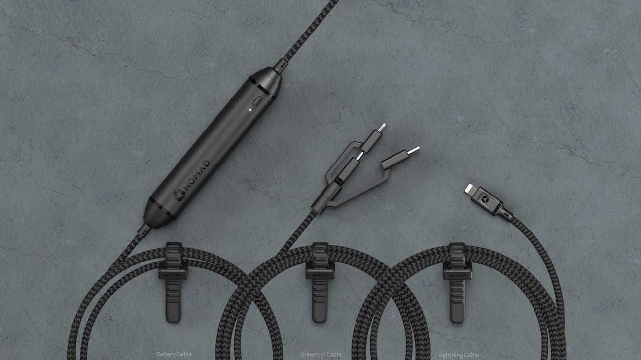 Ultra Rugged Cable by Nomad