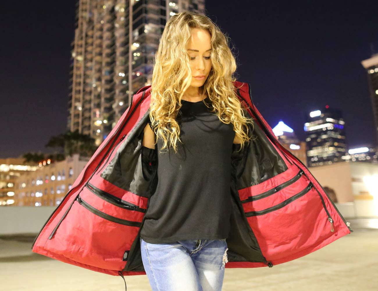 Women's Soft Shell Joey Travel Jacket