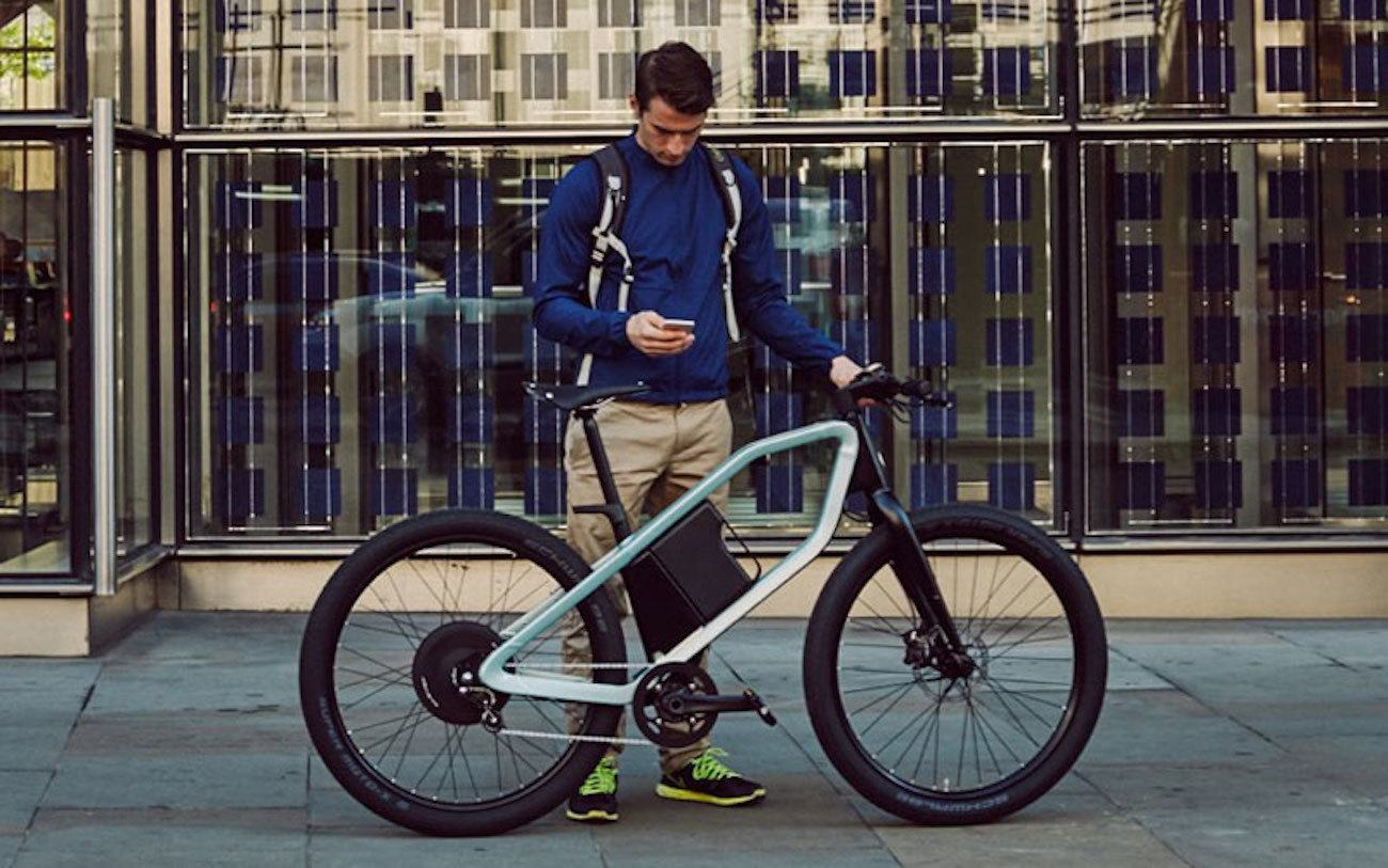 X Speed E-Bike by Klever