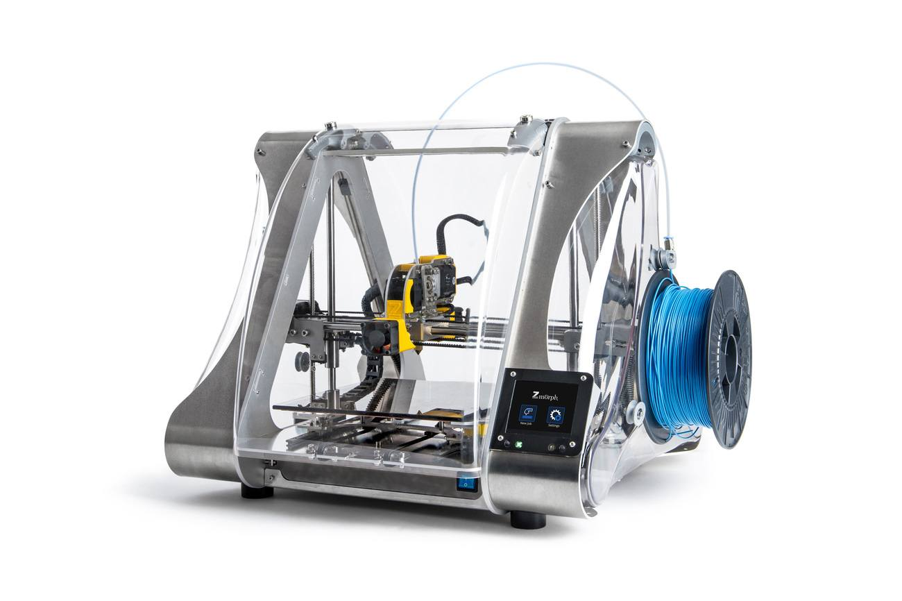 ZMorph 2.0 SX – Multitool 3D Printer