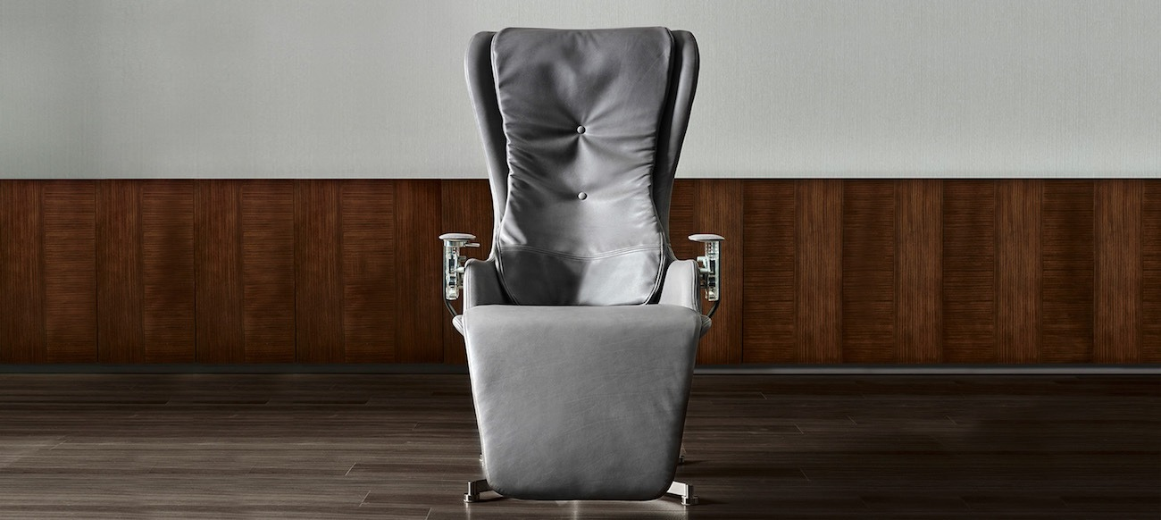 Elysium Gesture Controlled Chair