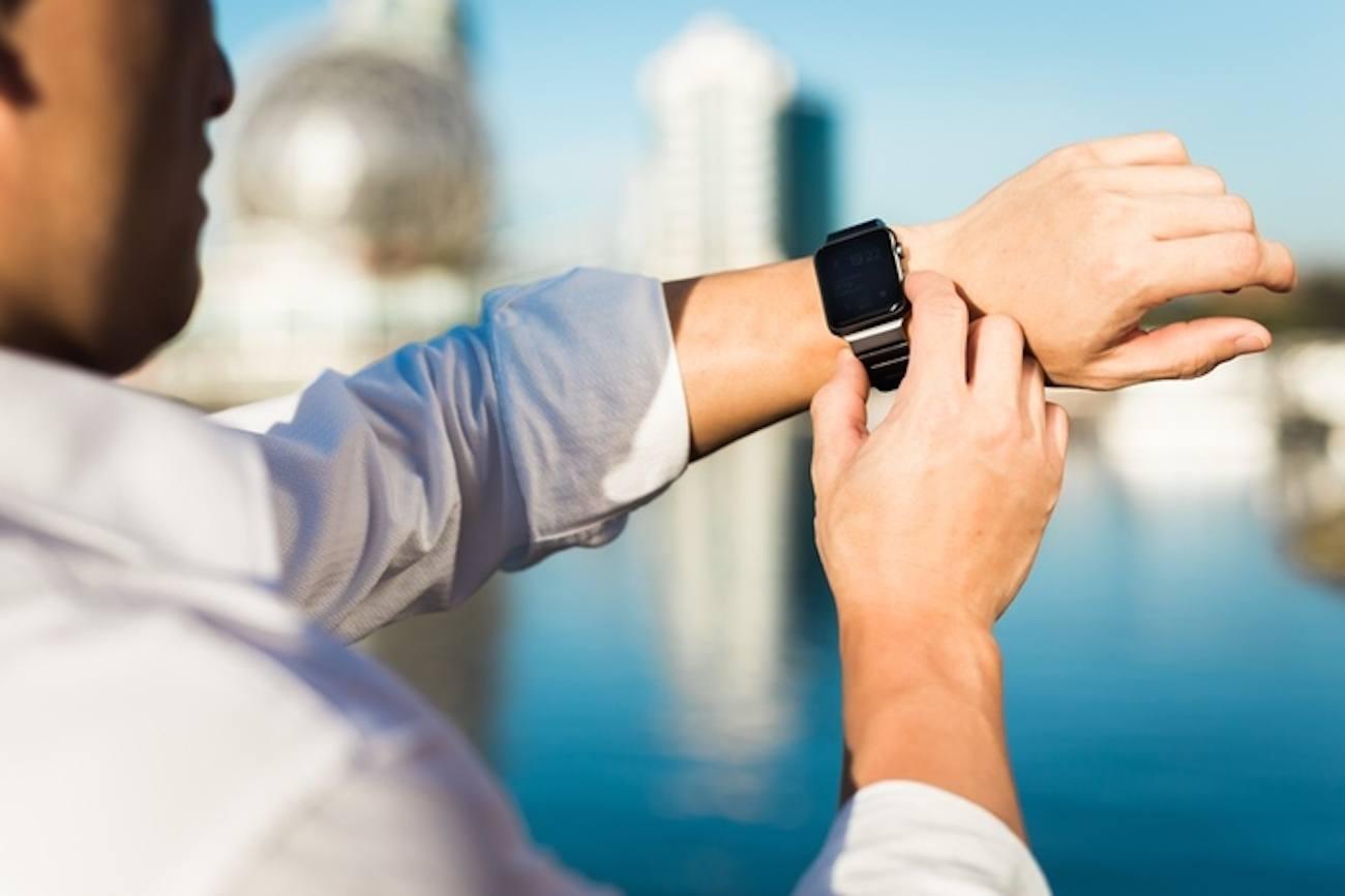 JUUK Aluminum Apple Watch Band