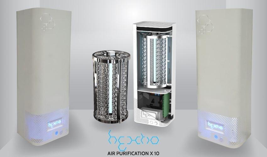 hextio-air-purification-system