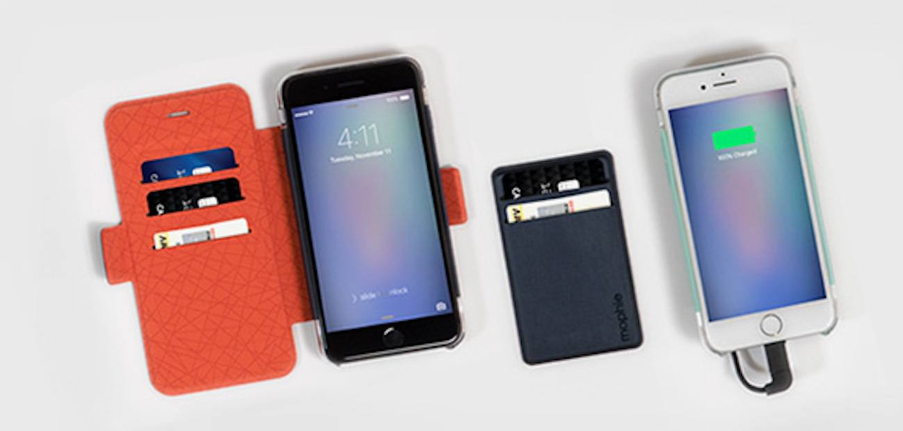 hold force Magnetic Case System by mophie