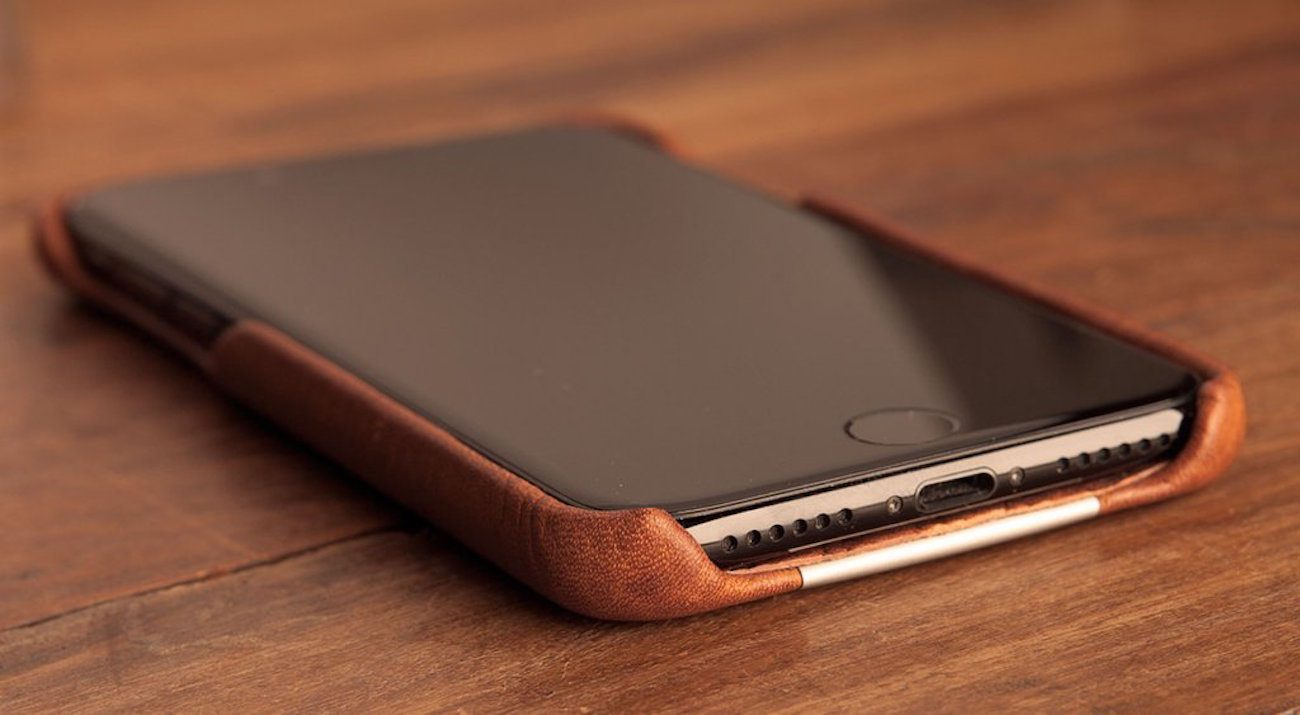 iphone case 7 leather