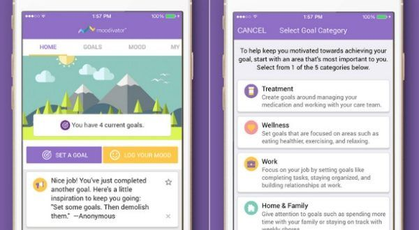 Moodivator App Seeks to Help Depression Sufferers