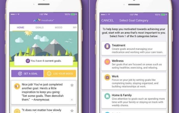 Moodivator App Seeks to Help Depression Sufferers