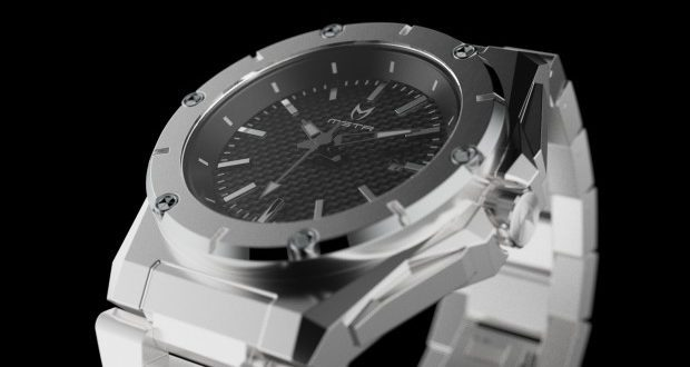 MSTR Automatic Watches Are Powered by Your Movement