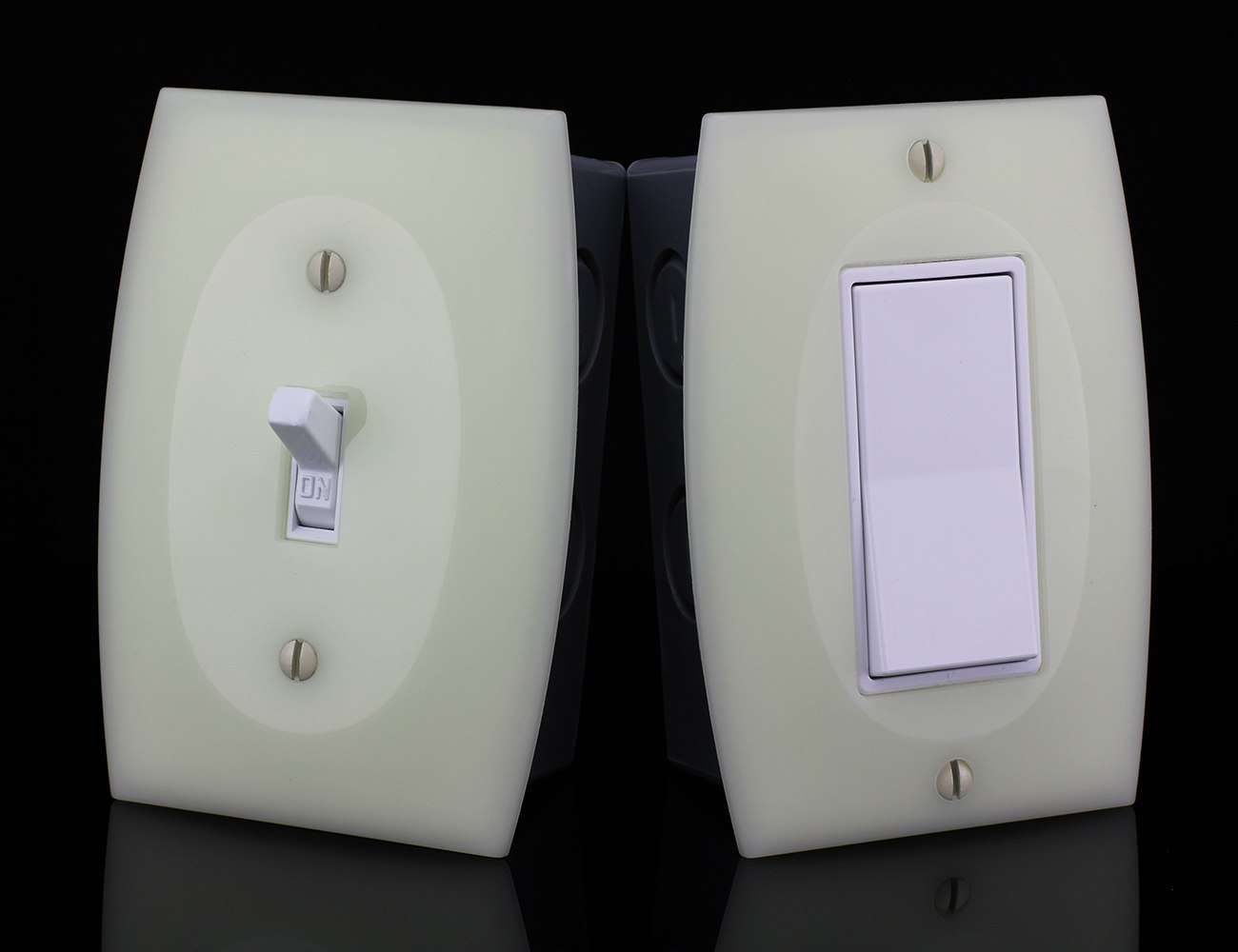 LUMINNO GlowaSwitch – The Light Switch Plate Reinvented