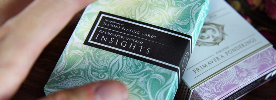 The Apothecary Color-Changing Decks Awaken Your Vision