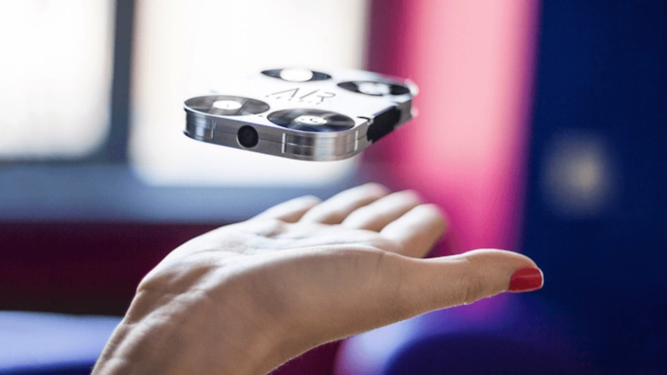 AirSelfie Portable Flying Camera Phone Cover