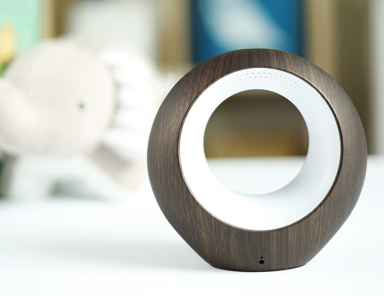 AirSense Smart Air Monitor and Two-Way Speaker