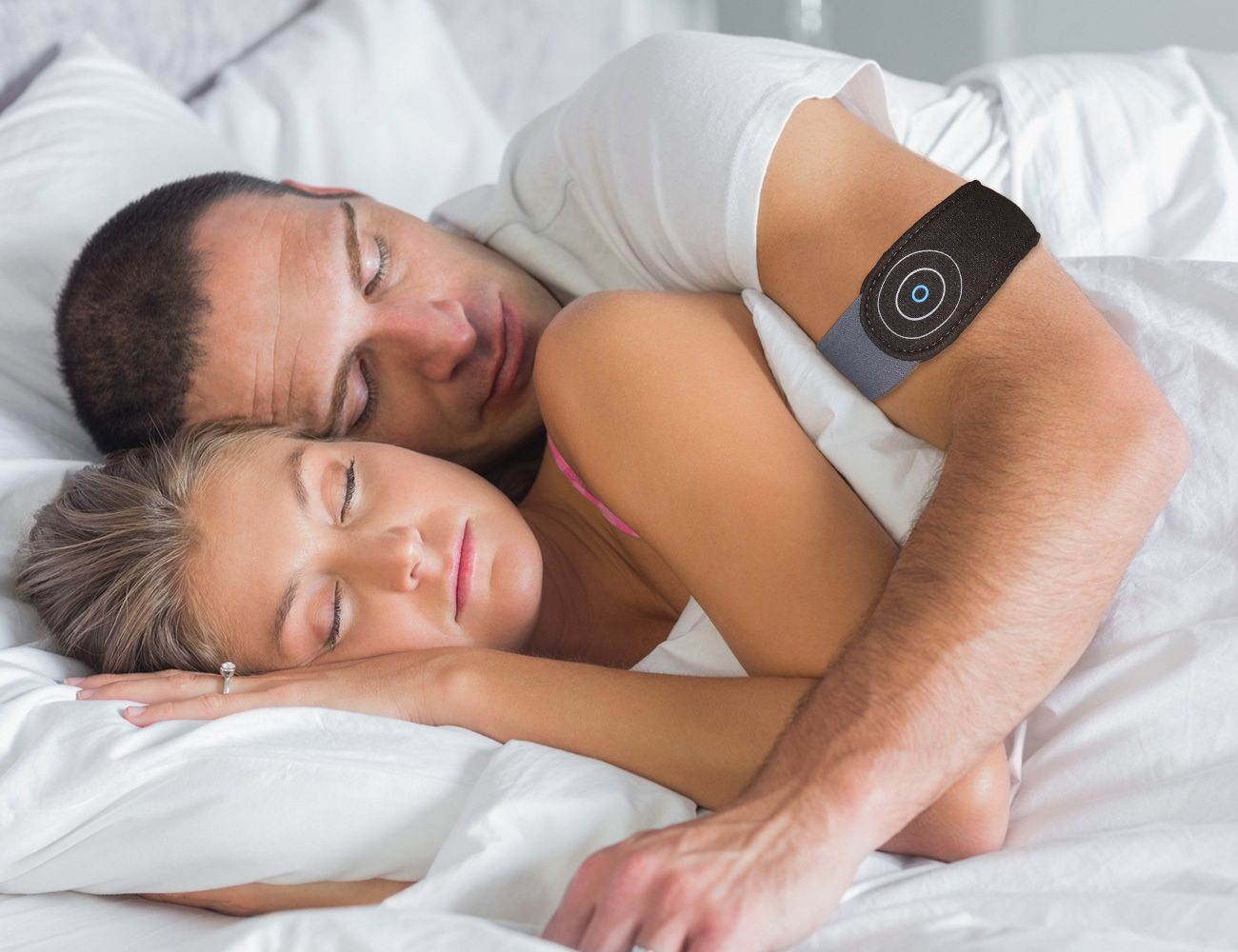Anti Snore Wearable loading=