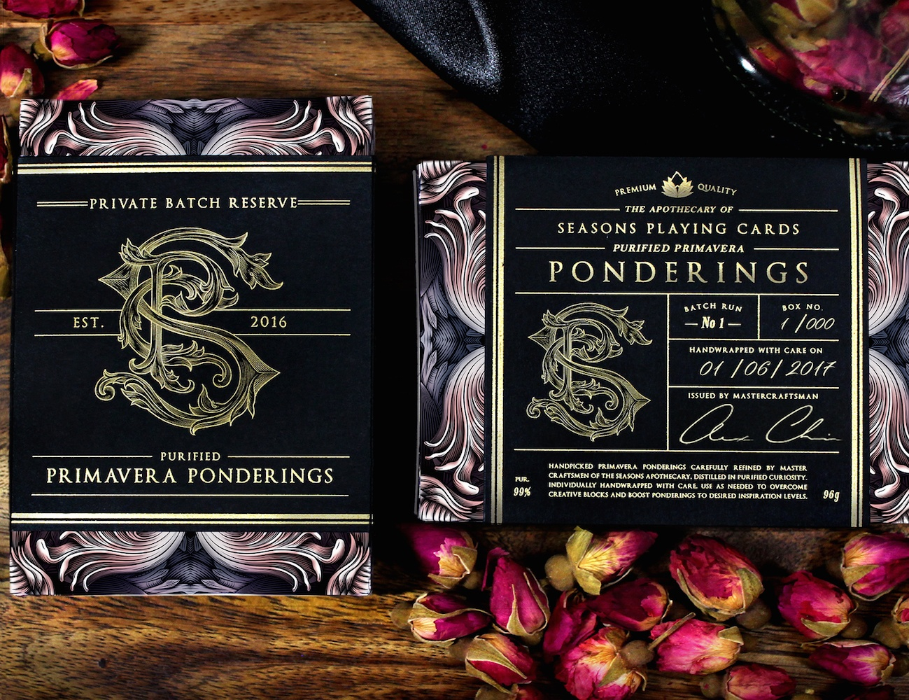 The Apothecary Color Changing Decks
