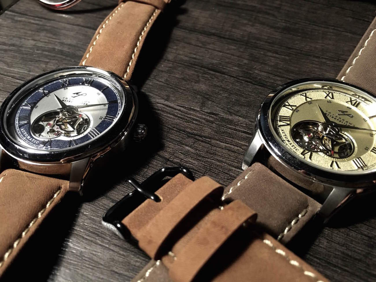 Automatic Watch – The Mechanical One