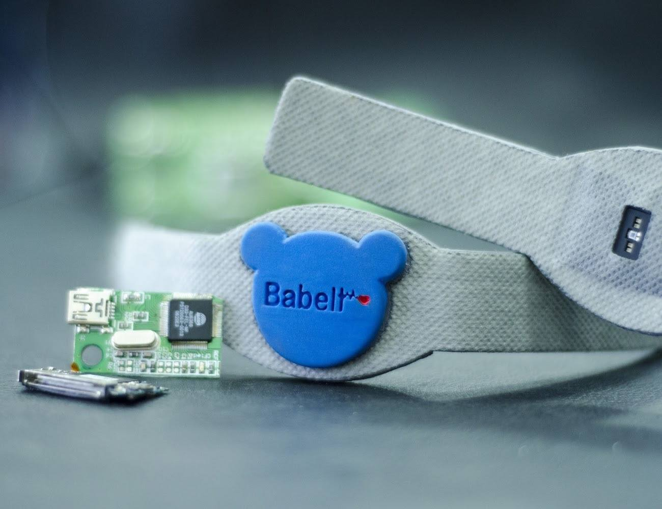 Babelt Baby Monitoring Bracelet
