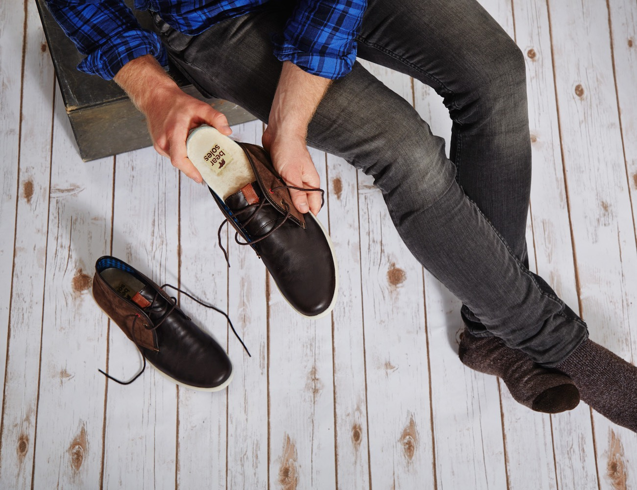 Bear Soles – The Warmest Choice This Winter