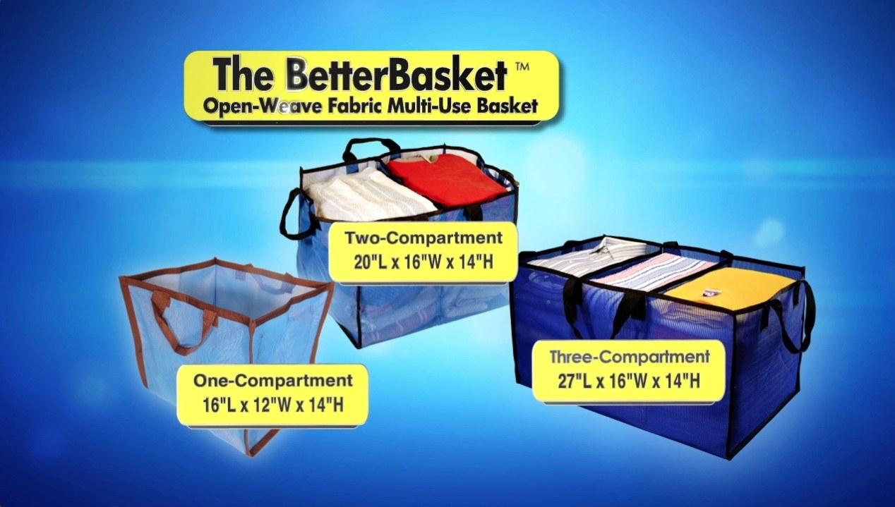BetterBasket General Purpose Utility Basket