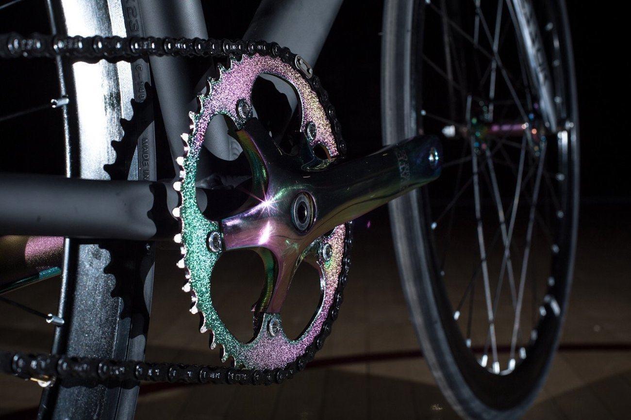 Black Label 6061 Aluminum Bike