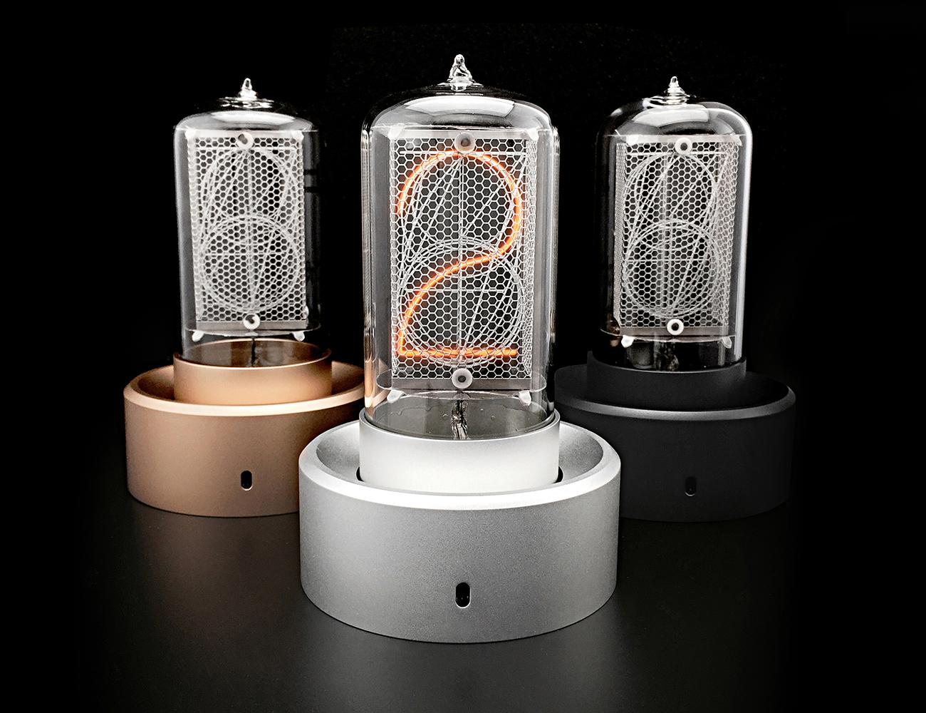 Blub Keo 'Nixie' Tube Clock