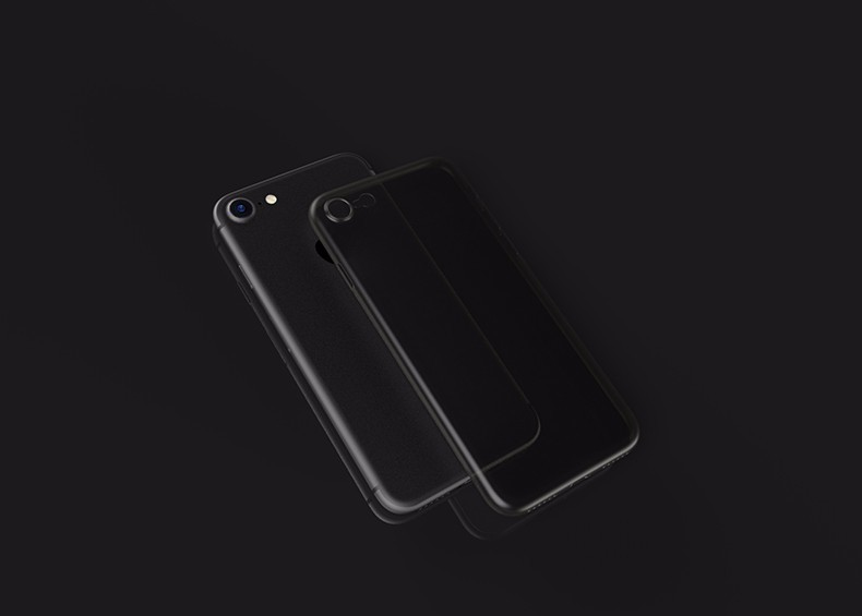 CAFELE Ultra-Thin iPhone 7 Case