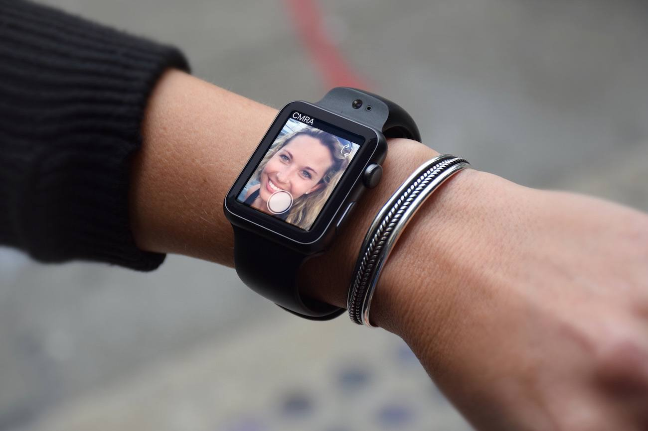CMRA – The Camera for Apple Watch