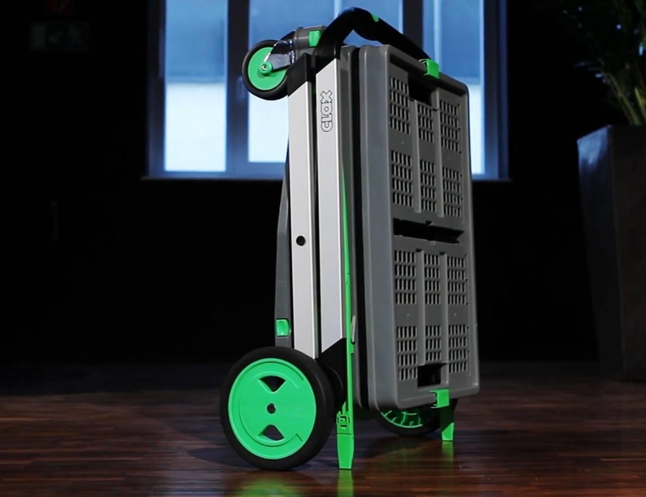 Clax- Lightweight Folding Cart