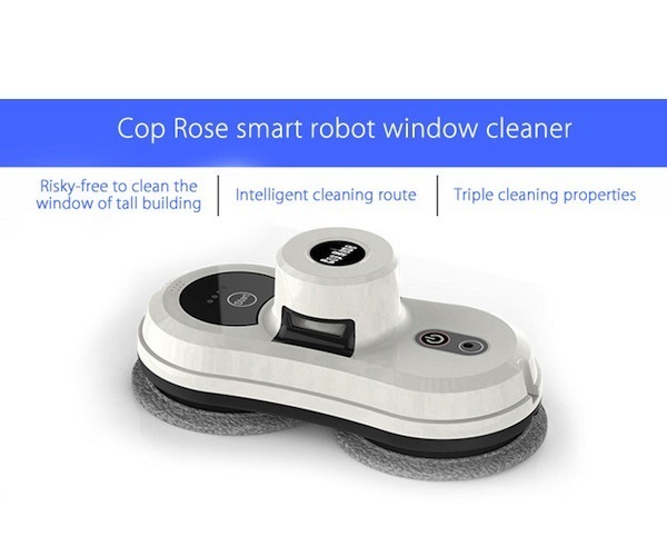 Cop Rose Smart Robot Window Cleaner