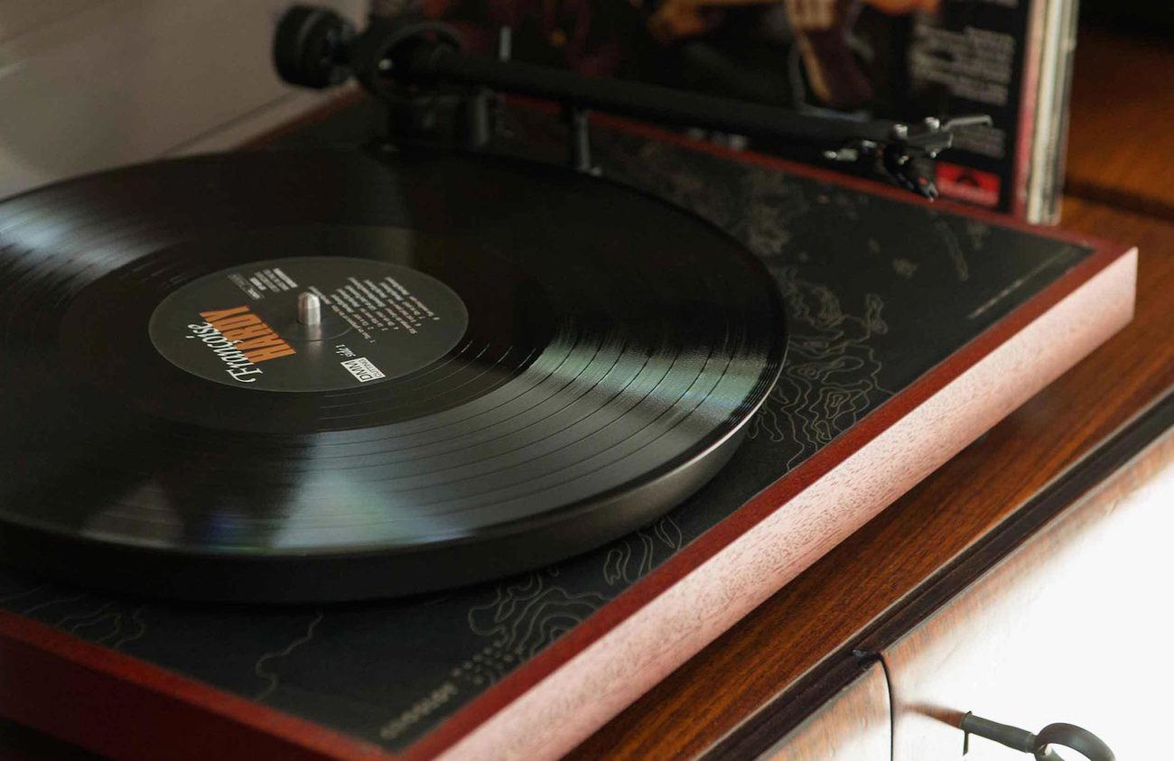 Crosley C10 Turntable – Moore & Giles Limited Edition