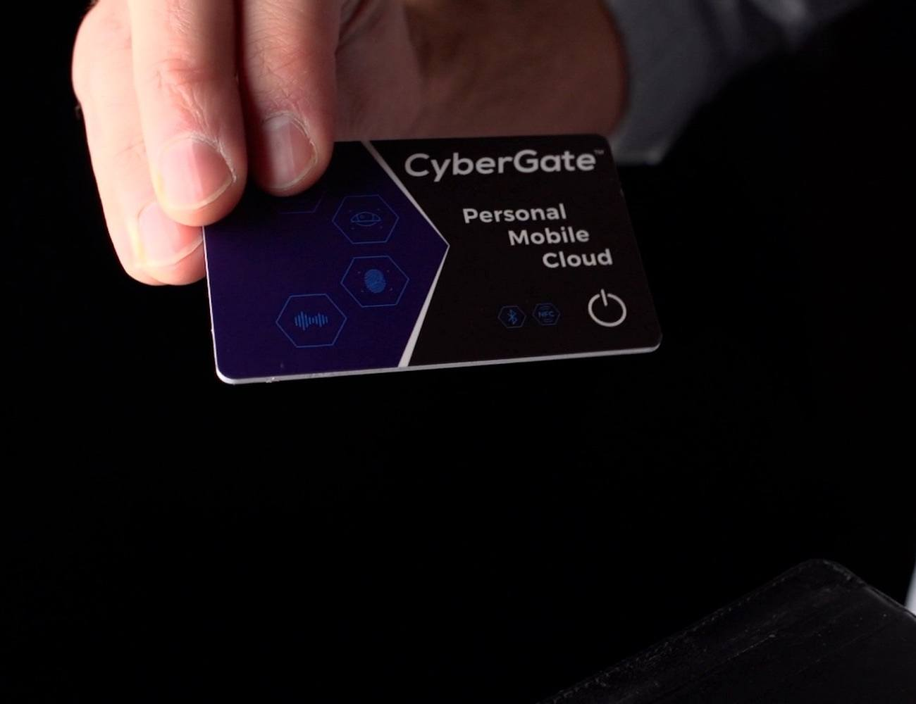 CyberGate Personal Mobile Cloud