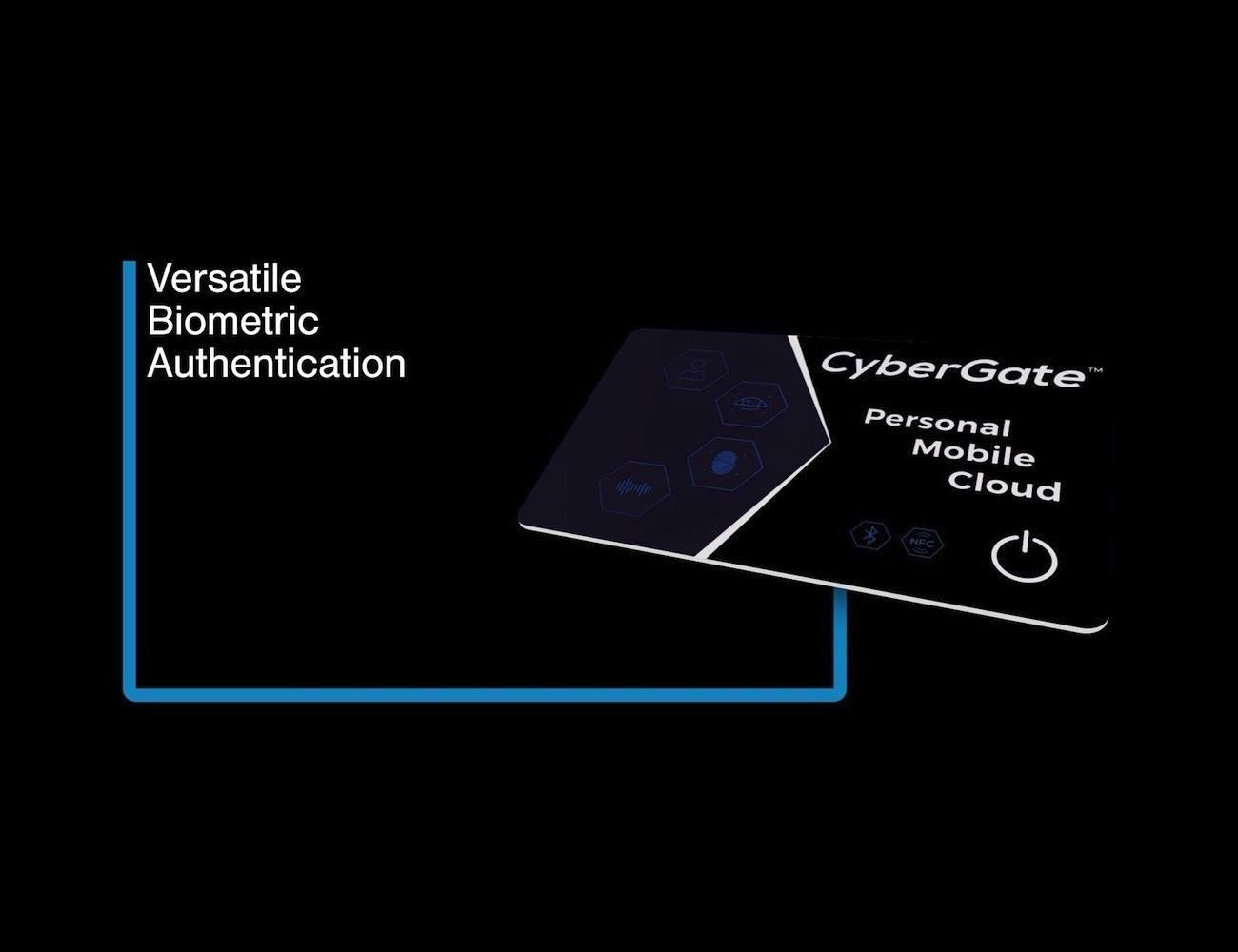 CyberGate Personal Mobile Cloud