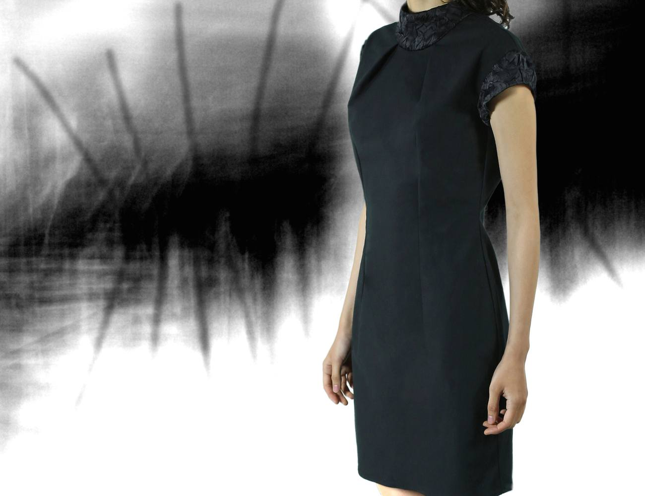 DARK MATTER Collection by SIMONE CHAP