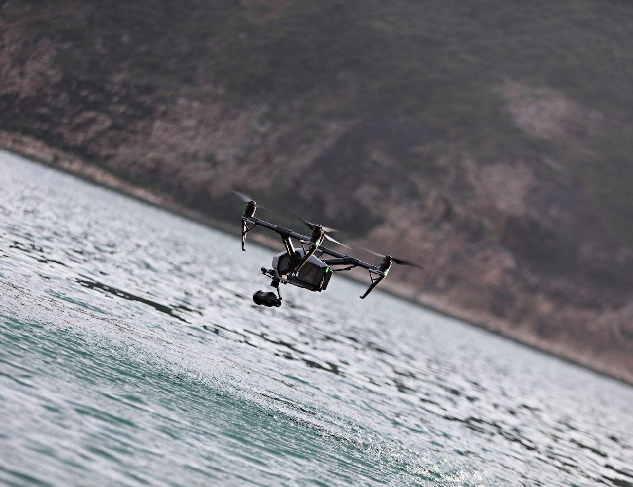 DJI Inspire 2 Drone