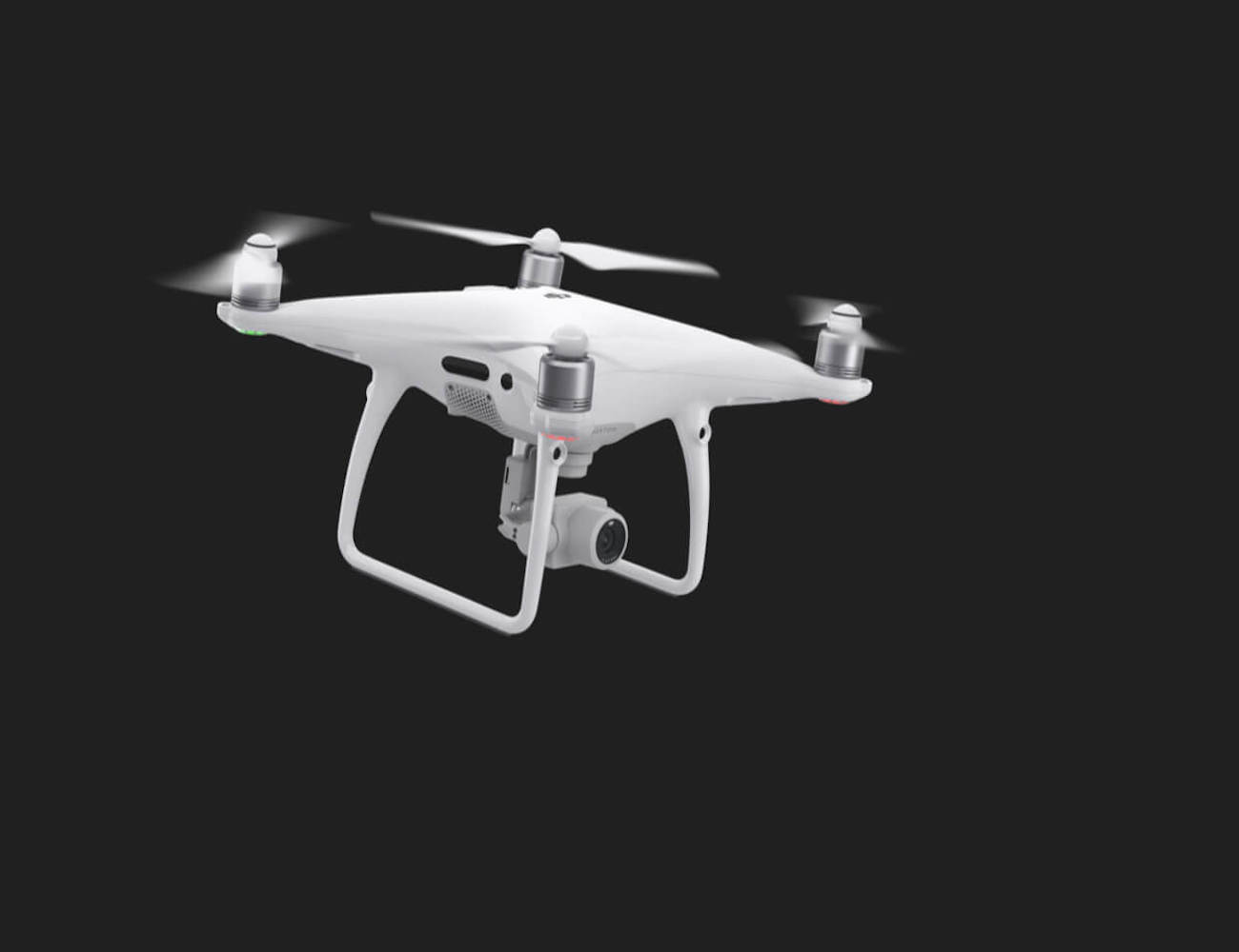 DJI Phantom 4 Pro Aerial Filmmaking Drone