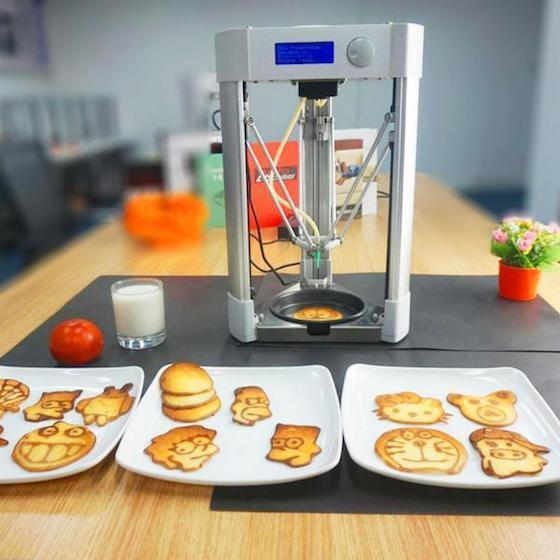 You Can Already Book by Desktop Factory 3D Printer