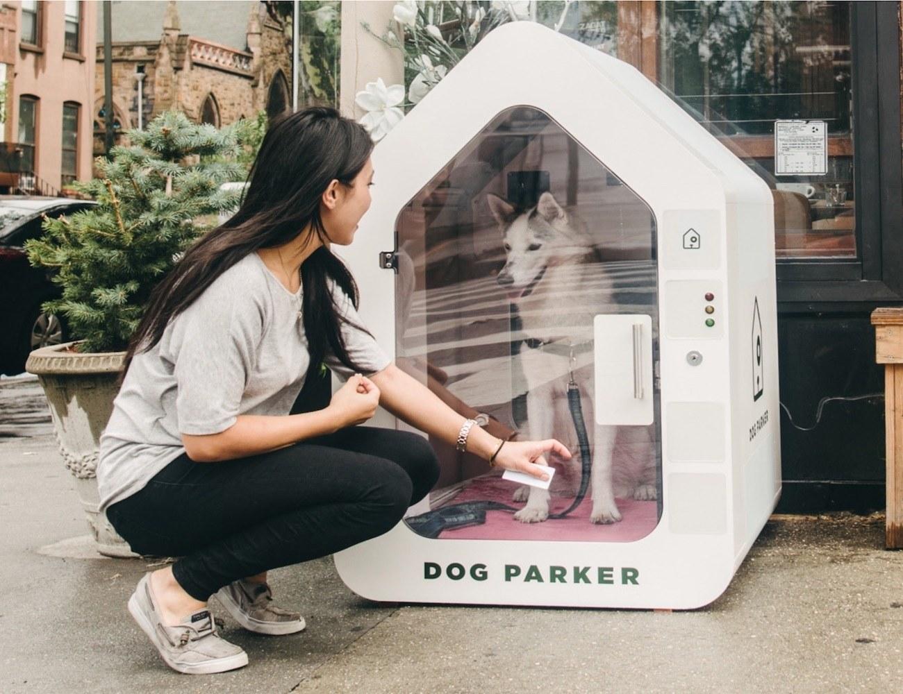 Dog Parker – Smart Dog Houses