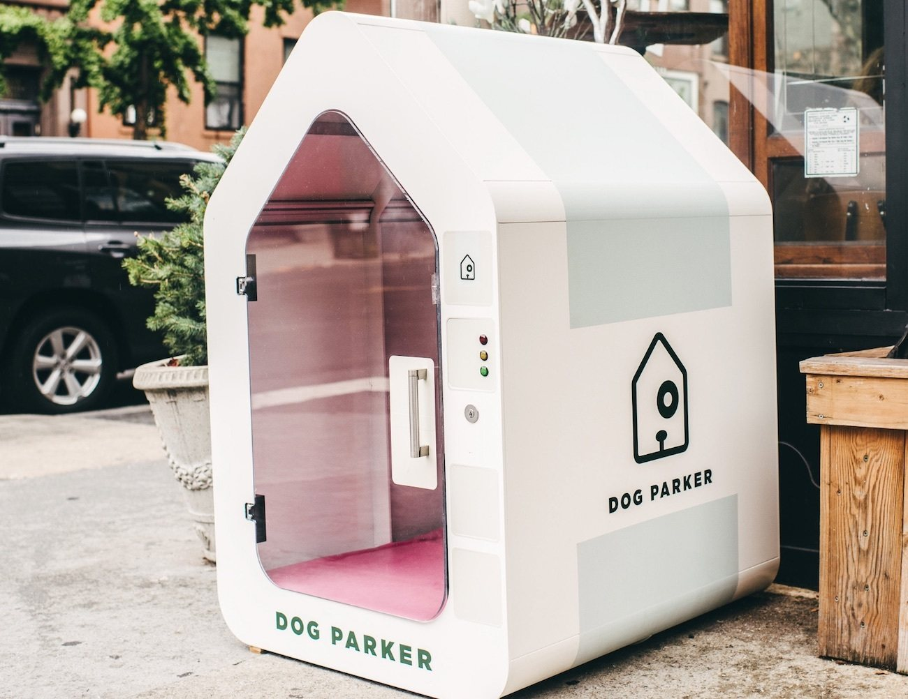 dog parker smart dog houses review the gadget flow With smart dog house