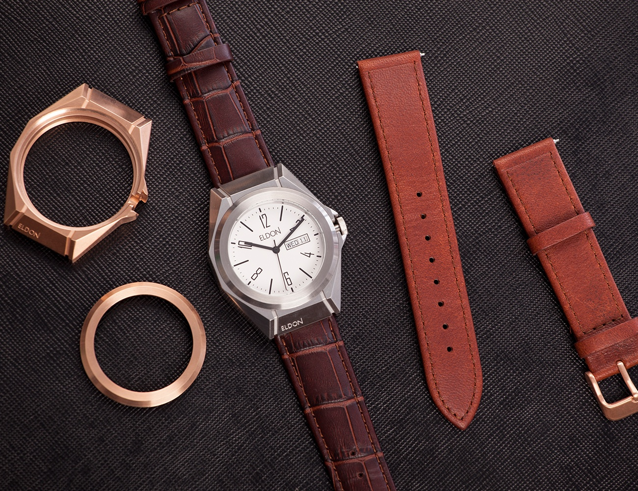 Eldon Watches – The Fully Interchangeable Watch!