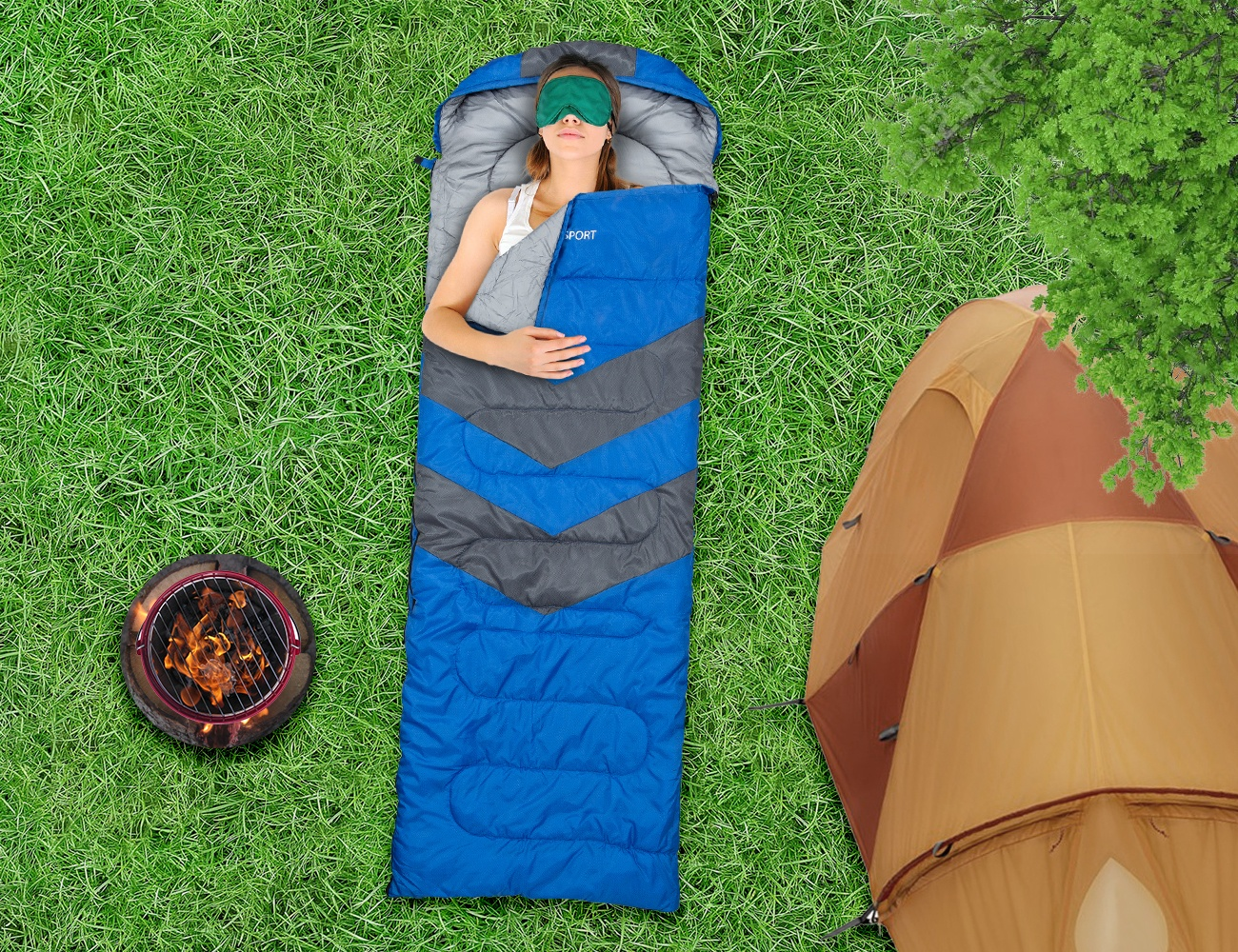 Abco Tech Portable Sleeping Bag