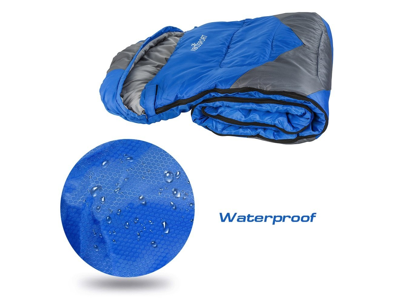 Portable Sleeping Bag by Abco Tech