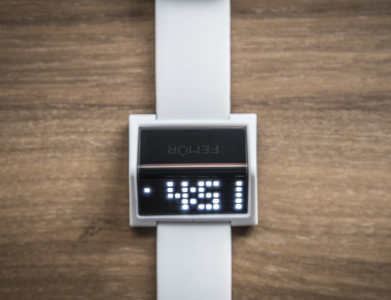 FEMÛR TRIQ – A Unique Digital Watch