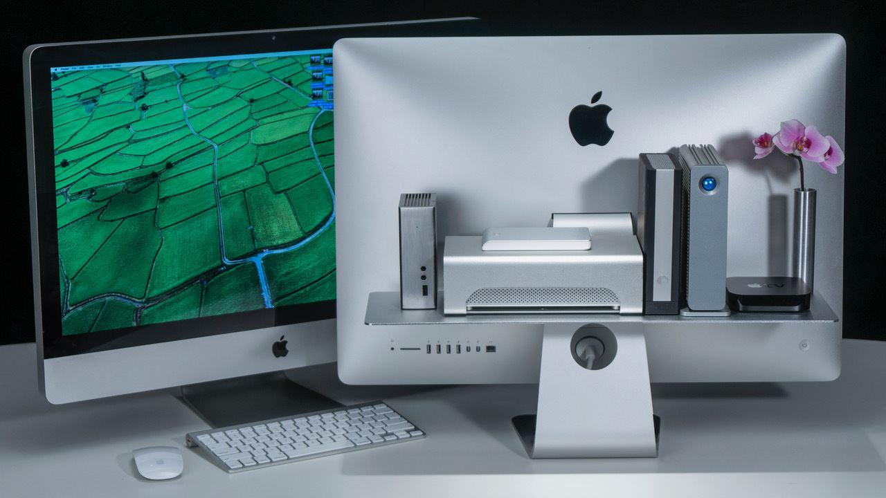 FLOAT+Shelf+for+iMacs