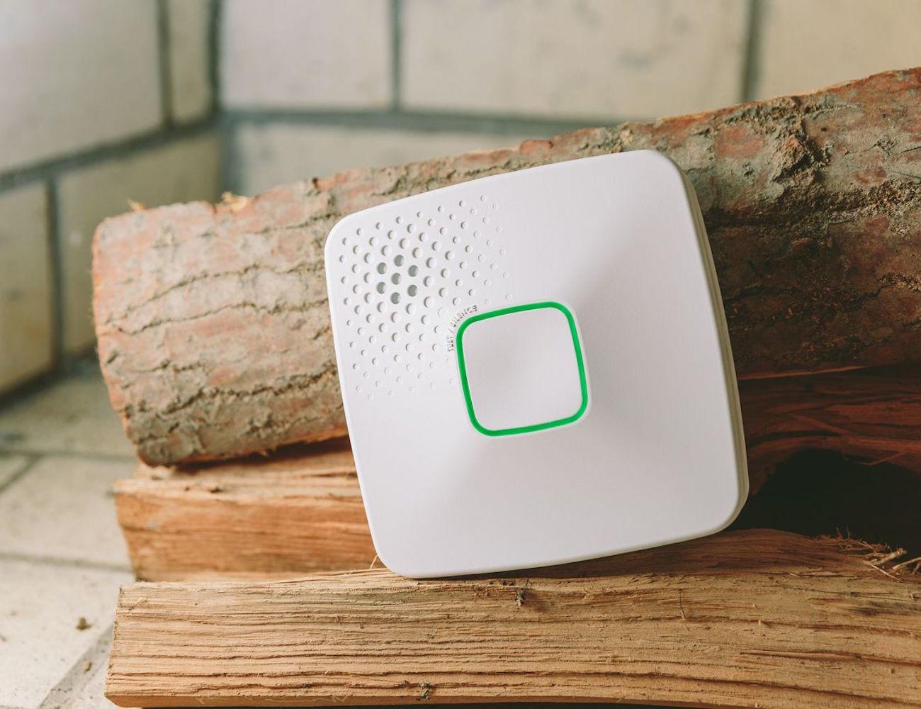 First Alert ONELINK Wi-Fi Smoke & Carbon Monoxide Alarm