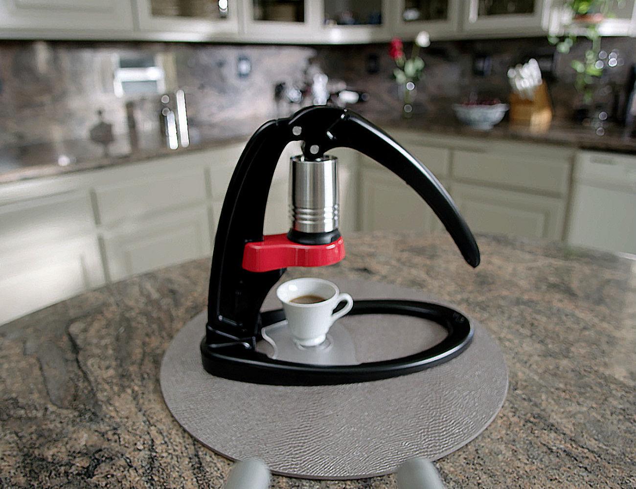 Flair Espresso Maker Review 187 The Gadget Flow