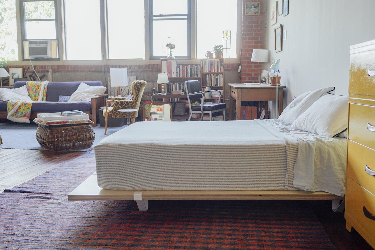 Floyd Platform Bed