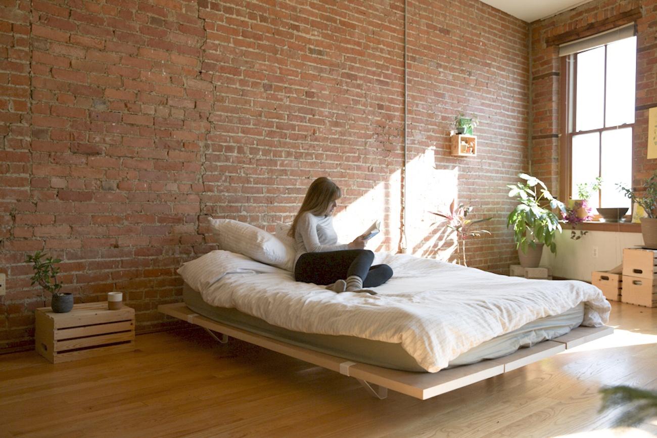 Popular  Floyd Platform Bed