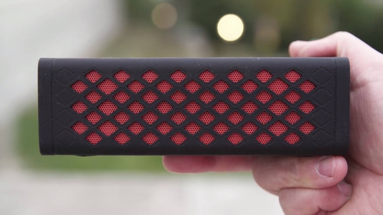 Francois et Mimi Elite RuggeX Bluetooth Speaker