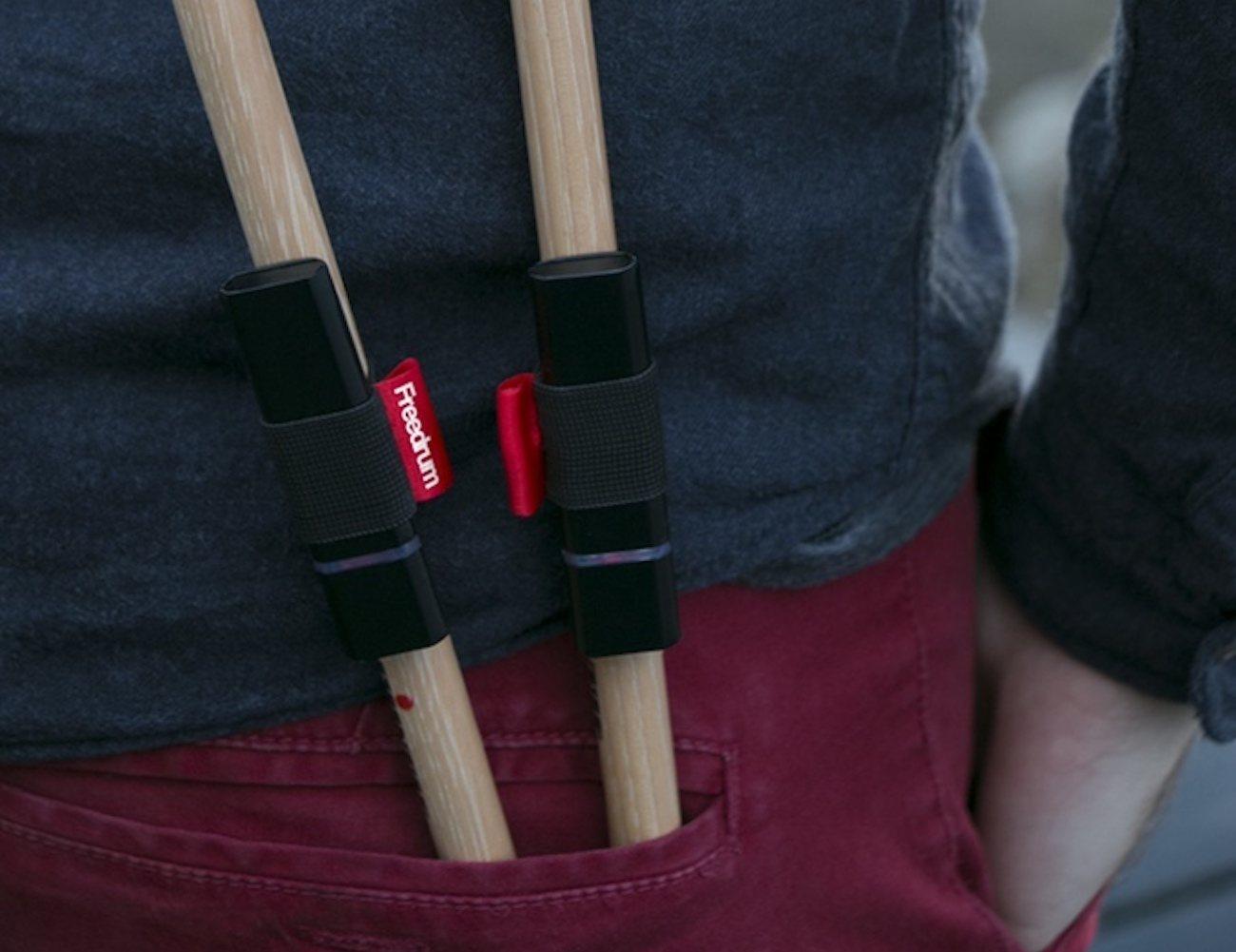 Freedrum Portable Drum Kit
