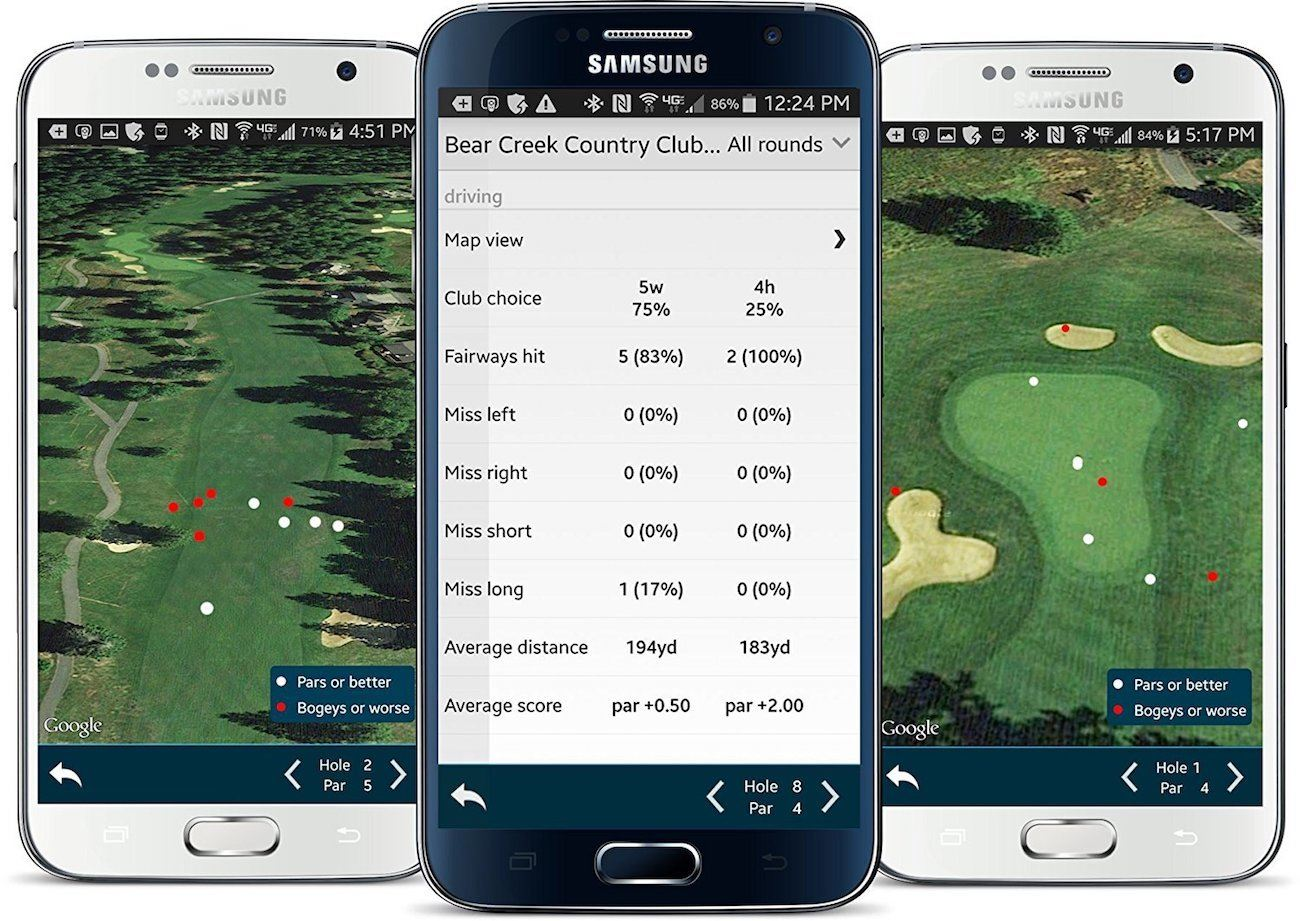 Golf Tags Golf Tracking System from GolfPad