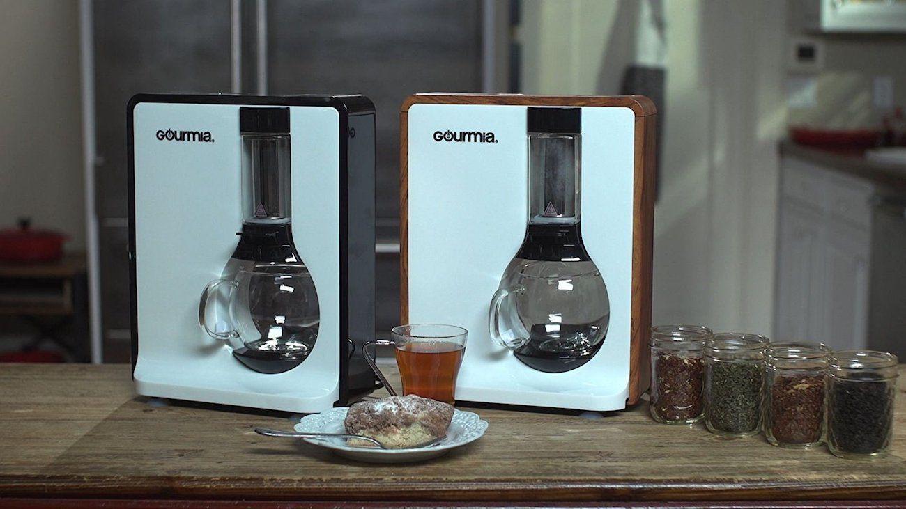 Gourmia Personal Tea Coffee Maker